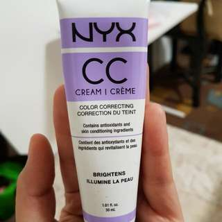 NYX CC Cream - Lavender