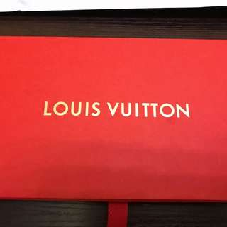 LOUIS VUITTON 利是封