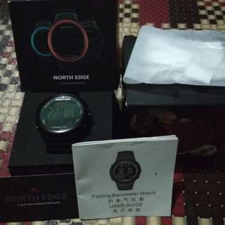 NORTH EDGE OUTDOOR WATCH SECOND