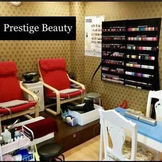 Nails Spa Space for Rental