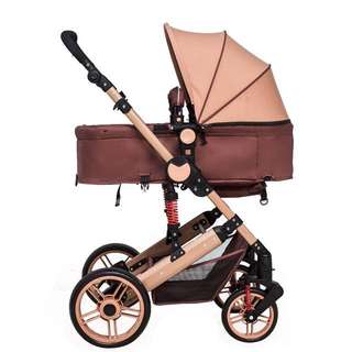 Moon & Star 2in1 High Landscape Baby Stroller