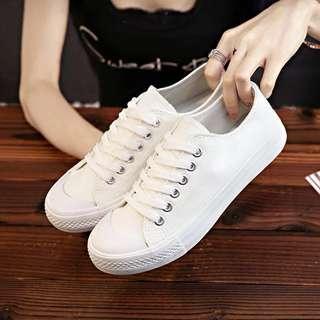 沒有實拍!小白鞋 #新春八折