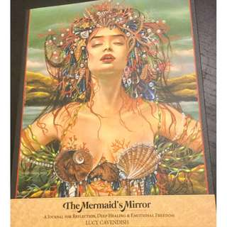 Book Journal The Mermaid's Mirror