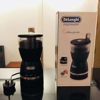 DeLonghi Electric Coffee Grinder KG40