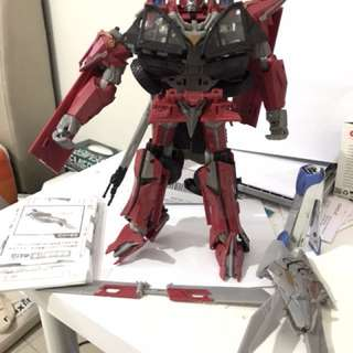 Transformers Mechtech Dark Moon Sentinel Prime