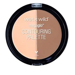 Wet 'n Wild: Contour & Highlight Palette