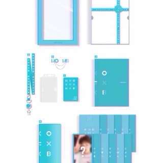 Official Wanna One Membership Kit Loose Item