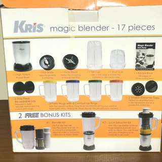 BLENDER KIT (NO MOTOR)