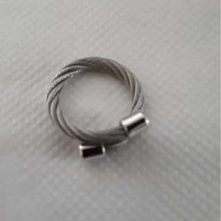 Charriol Cable Ring