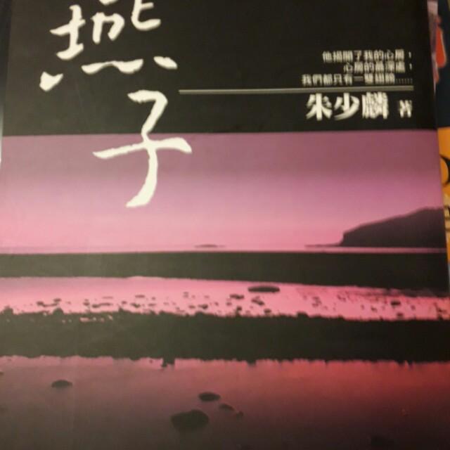 燕子(朱少麟著)~與《傷心咖啡店之歌》並列「最愛一百小說大選」