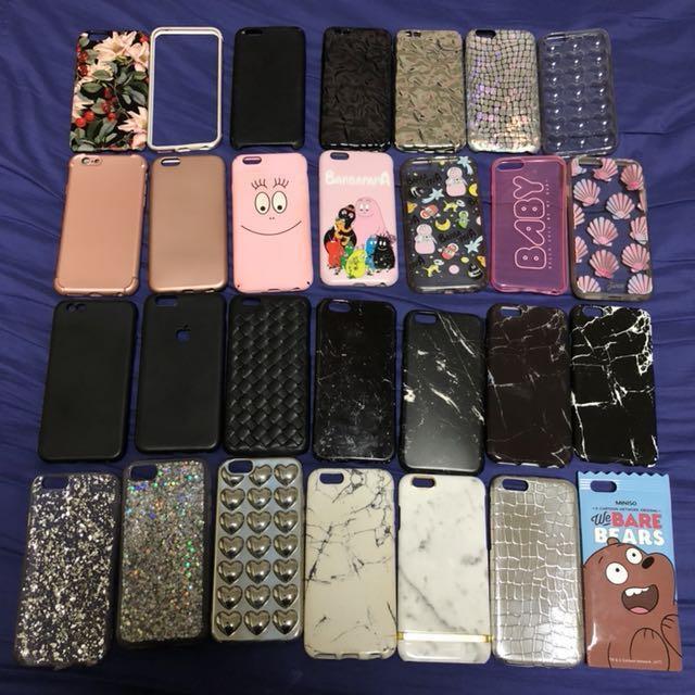 買三送一(低價者) iPhone6S i6 i6s 手機殼保護套保護殼