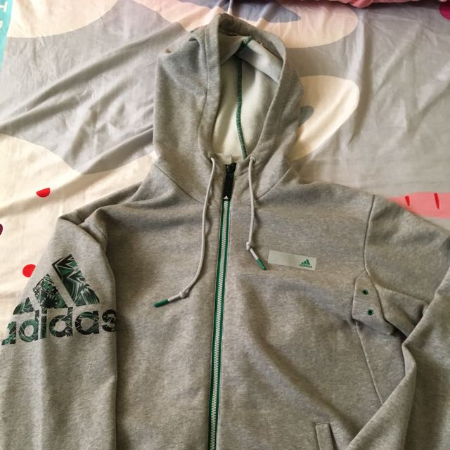 Adidas climalite cotton 外套