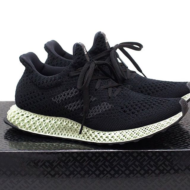 28a4093d6e00 Adidas FutureCraft 4D Runner  Ash Green