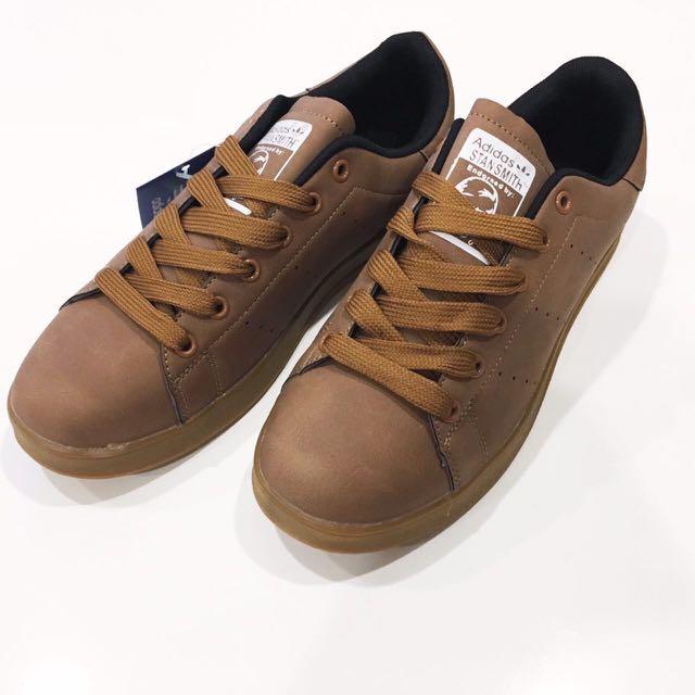 best service e8fb9 ec5d4 Adidas Stan Smith Gumsole Brown