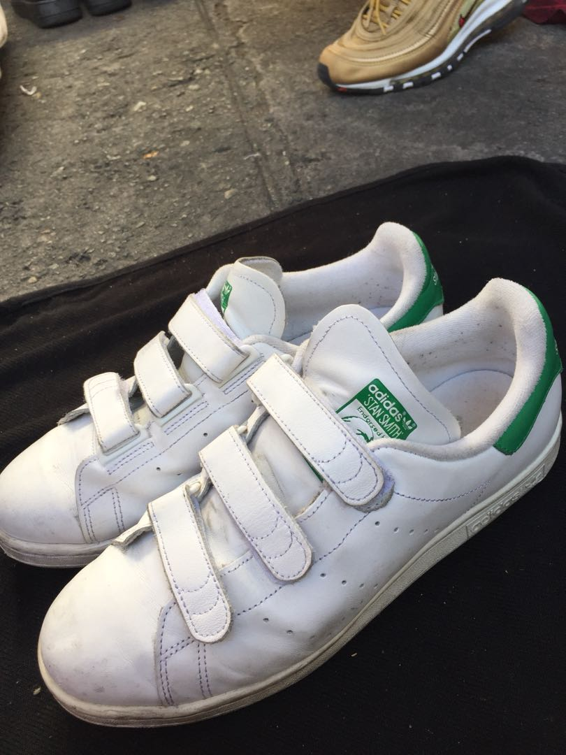 adidas stan smith with strap
