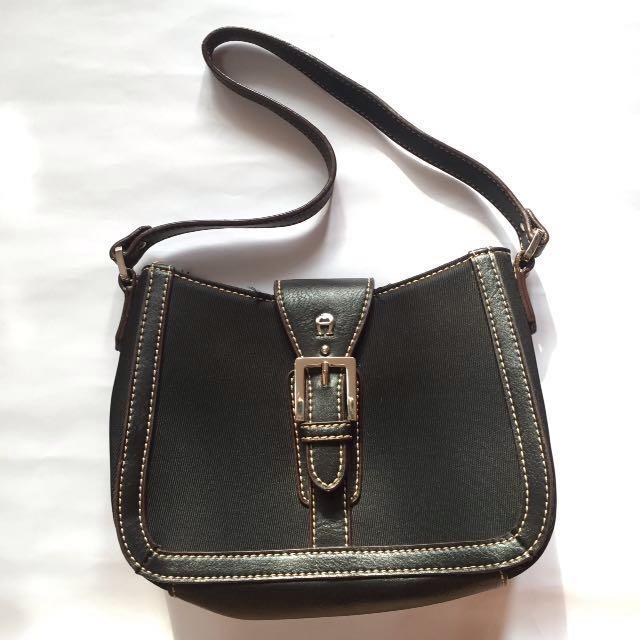 Aigner Small Handbag