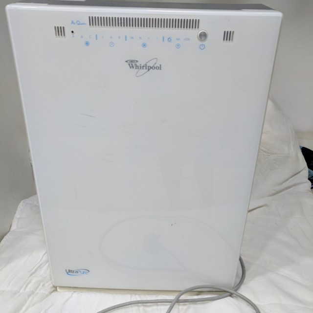 Air purifier (for FREE)