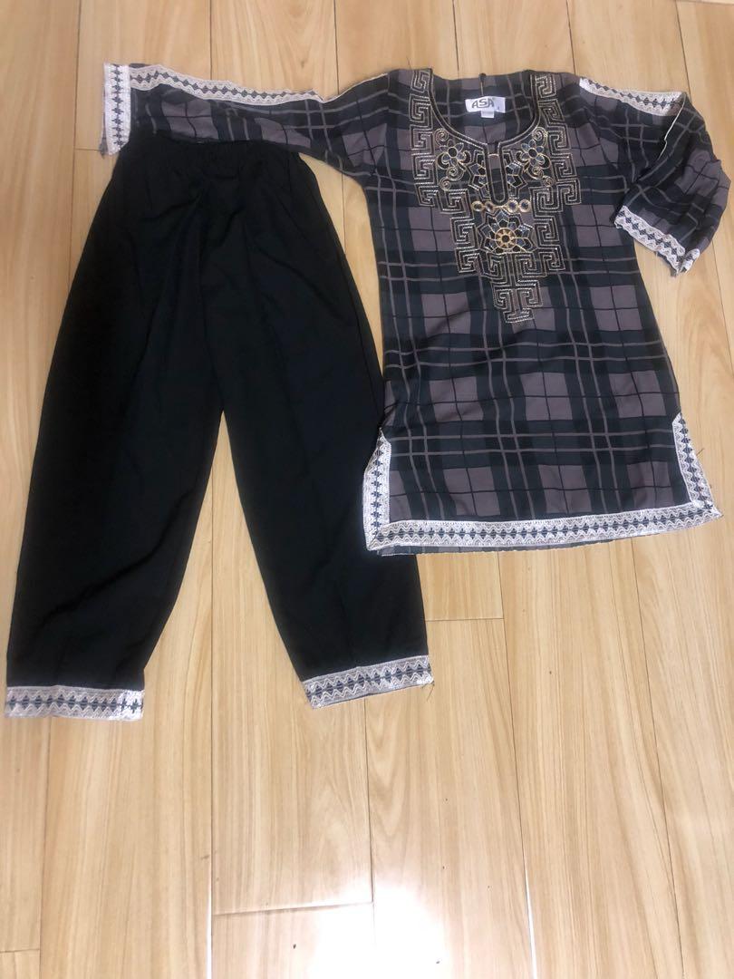 Arabic traditional set