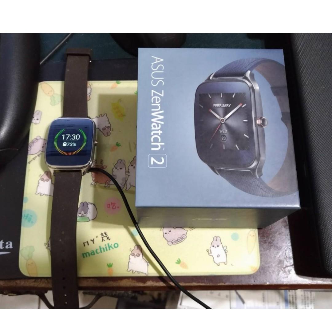 ASUS zenwatch2 智慧手錶