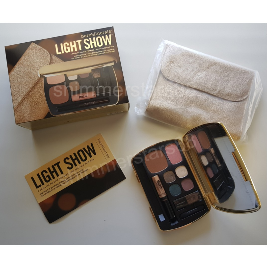 Bareminerals Eyeshadow Palette Limited Edition RRP$78.00