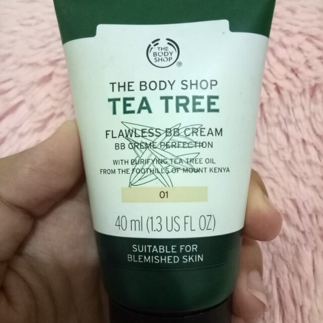 "Bb Cream ""Tea Tree"" The Body Shop"