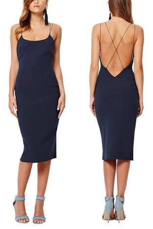 Bec and bridge dress