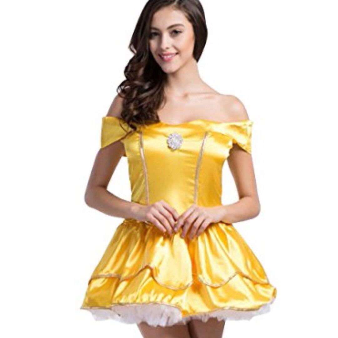 Belle Costume 👸🏽