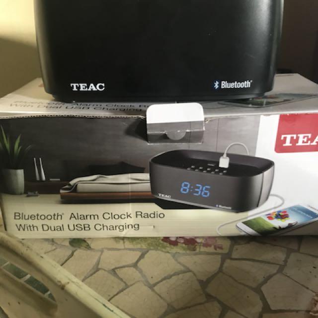 Bluetooth Alarm
