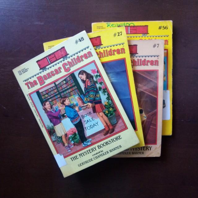 Boxcar Children Bundle