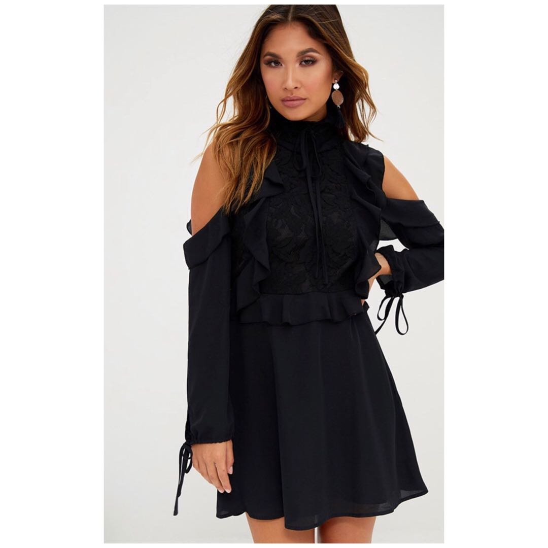 Brand new with tags ruffles dress