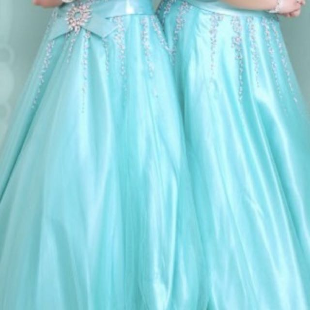 Bridesmaid PROM party dress