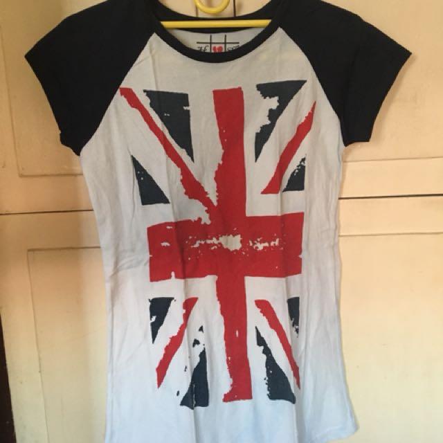 Britain shirt