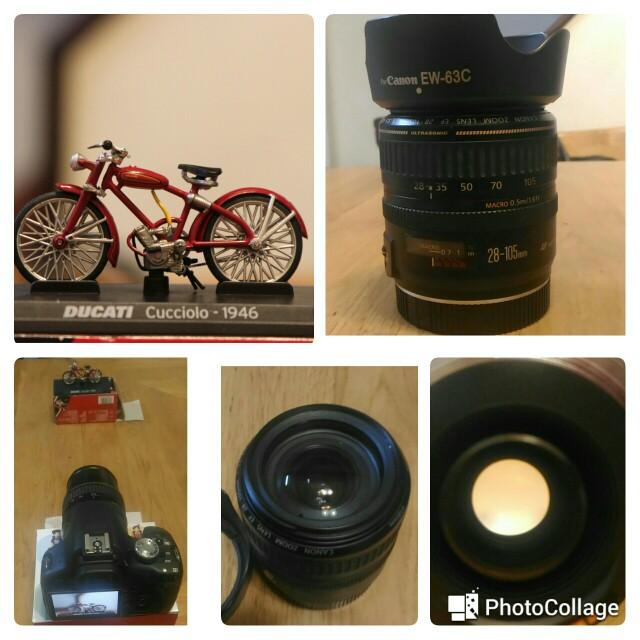 Canon Ef 28-105 ll usm