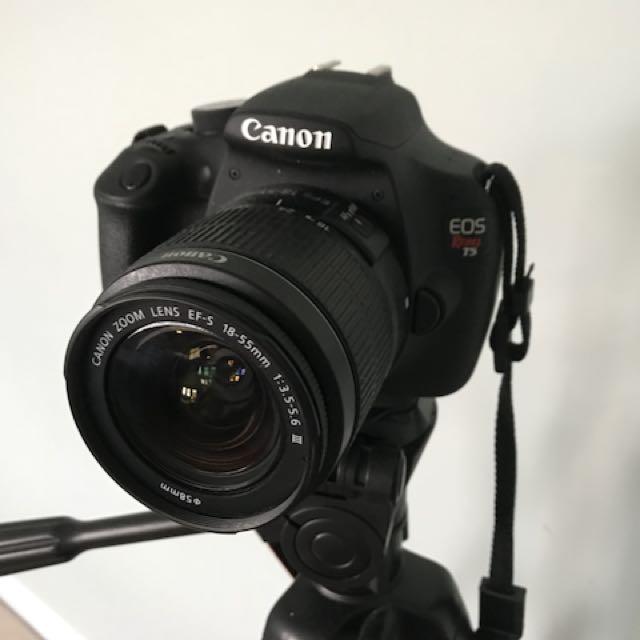 Canon Rebel T5