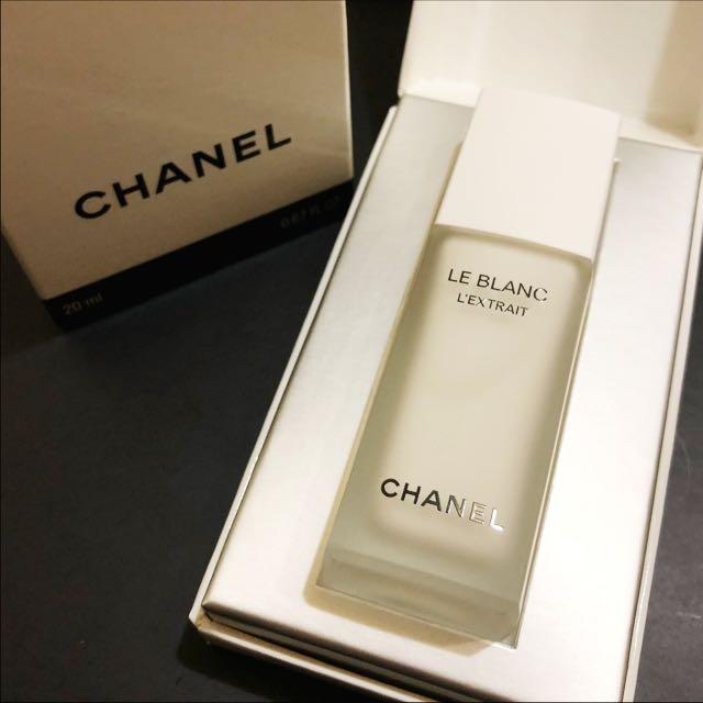 Chanel珍珠光感活顏亮采精萃 #美白精華