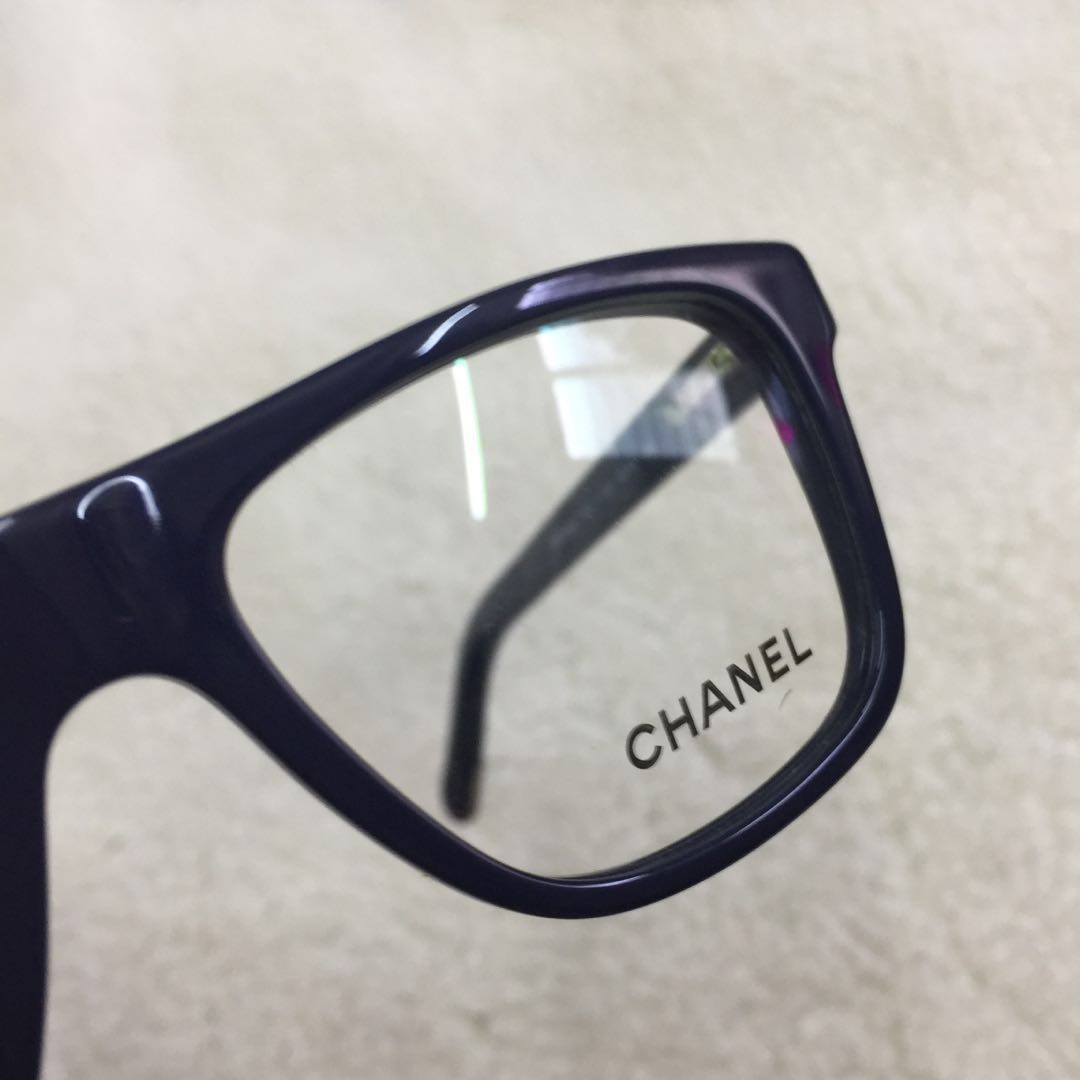 Chanel womens eyeglass optical frames, Women\'s Fashion, Accessories ...