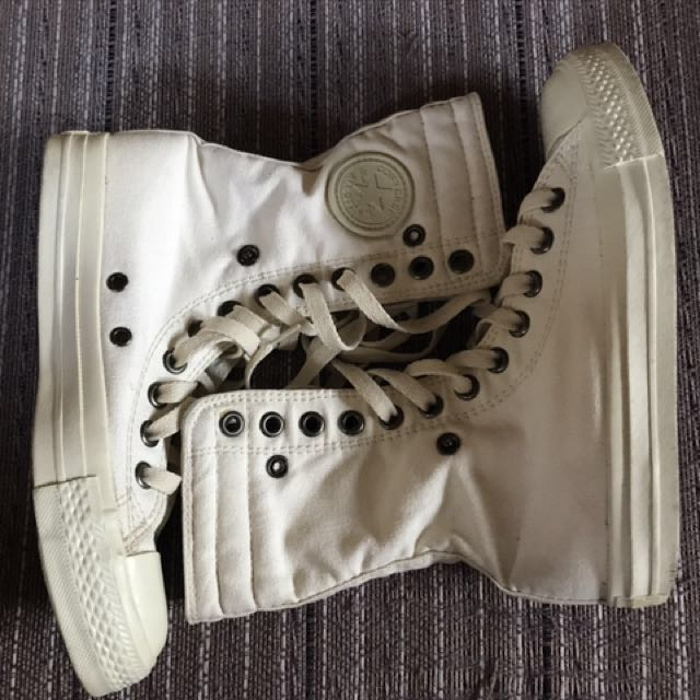 Converse High Top Fold Over