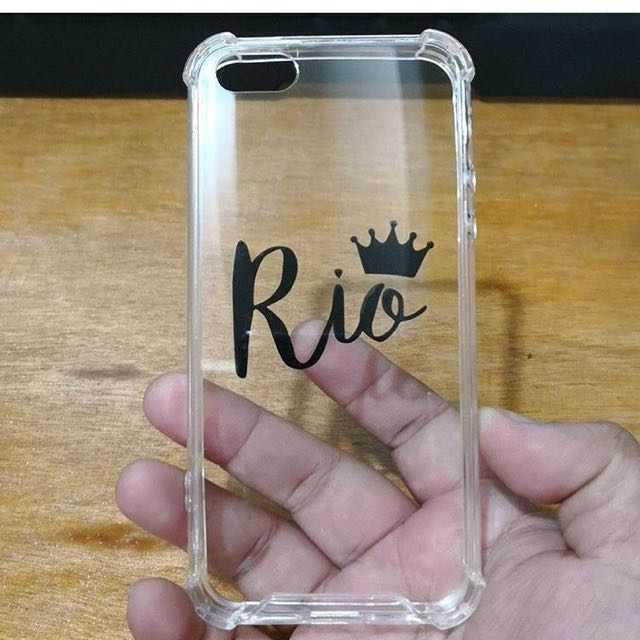 Decal Case