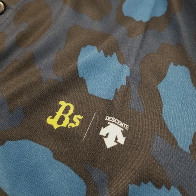 Descente 日職棒球 NPB 歐力士 猛牛 球迷 球衣