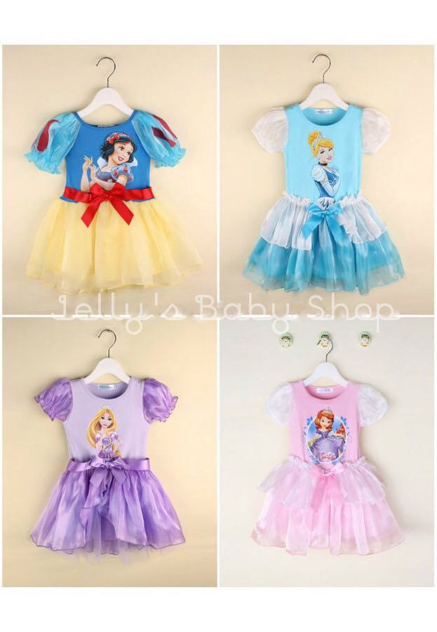 Disney Princess Tutu Dress