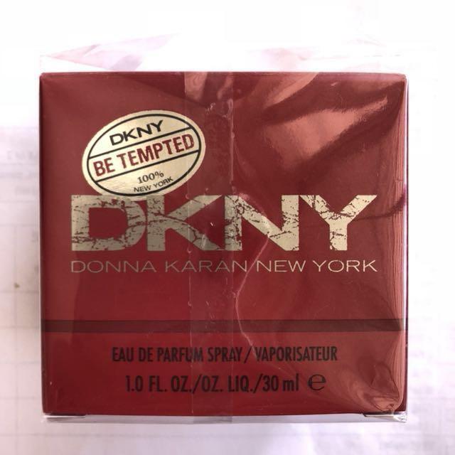 DKNY Be Tempted fragrance