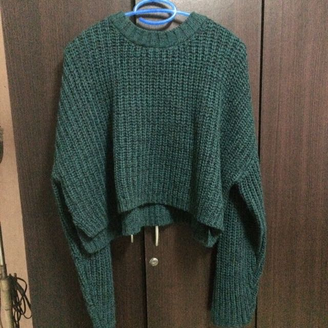 F21 Knitted Winter Jumper