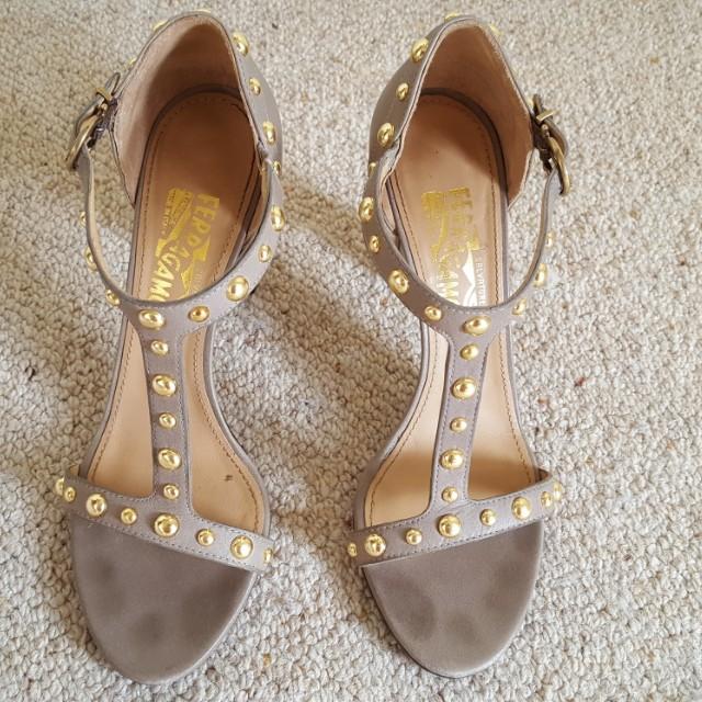 Ferragamo Shanene Heels - size 8D