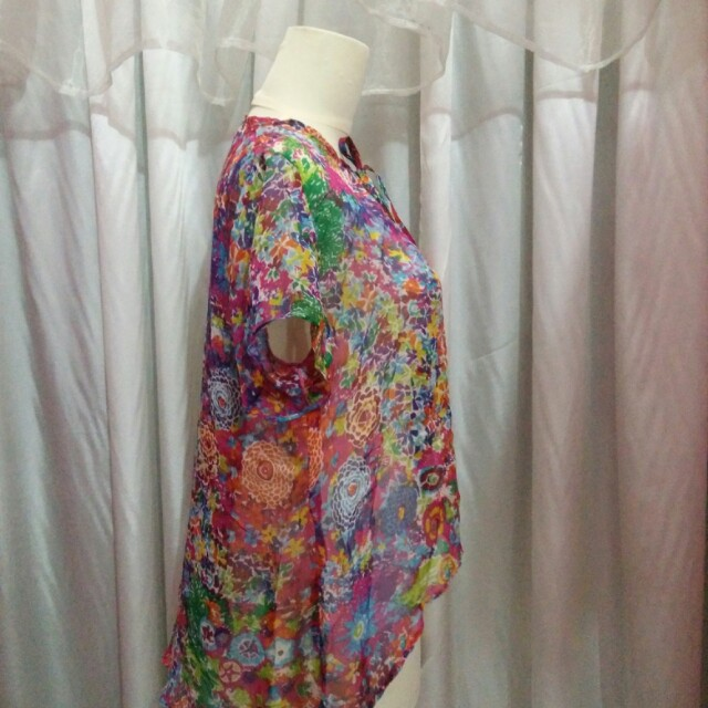 Flow top silk
