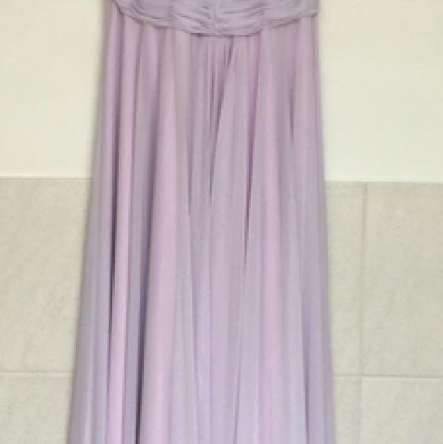 Flowy Formal Dress