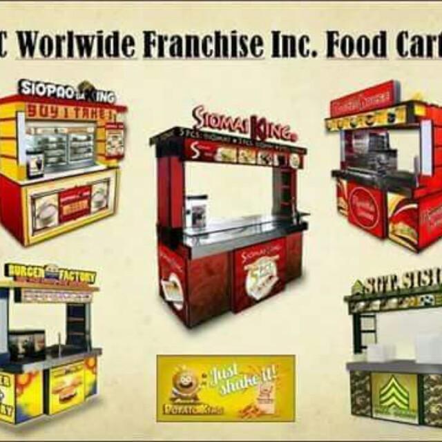 Food Cart Franchising