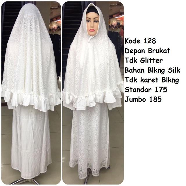 Gamis putih #128