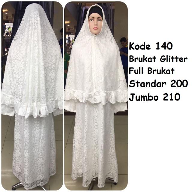 Gamis putih #140