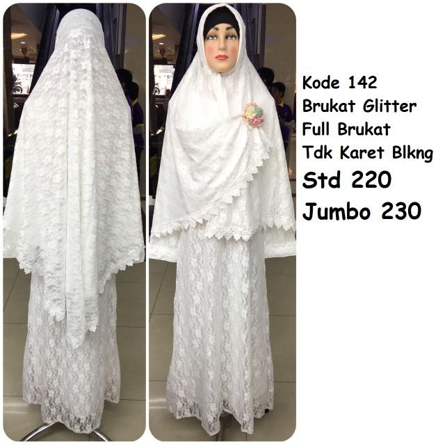 Gamis putih #142