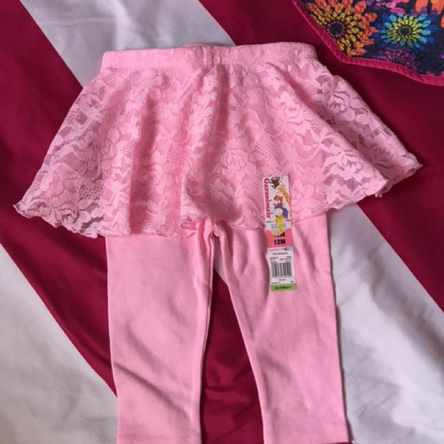 Garanimals pink tutu pants 24months with tag